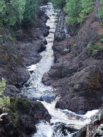 Copper Falls Photo: Rebecca Kemble