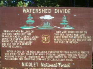 The Great Divide, near Glidden, WI